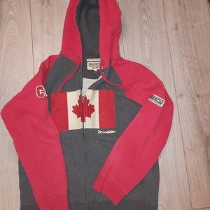 Mondetta world undivided hoodie